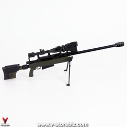 4D Model TAC-50 Sniper Rifle