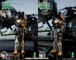 FigureBase Trickyman TM004 160th SOAR Nightstalker Pilot