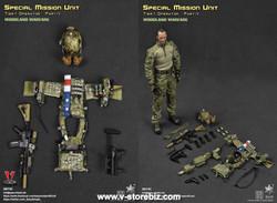 E&S 26019C Special Mission Unit Tier 1 Operator Part IV Woodland Warfare