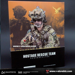 DAMToys 78042 FBI HRT Agent (Hostage Rescue Team)
