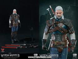 CMTOYS CM002 Witch Hunter