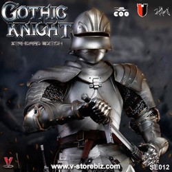 Coomodel SE012 Series of Empires Gothic Knight (Standard Edition)