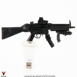 4D Model MP5SD5 (Black)