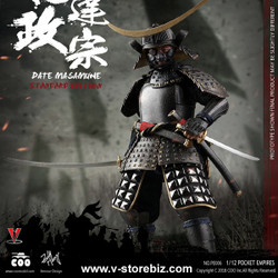 Coomodel PE006 1/12 Palm Empires Date Masamune (Standard Edition)
