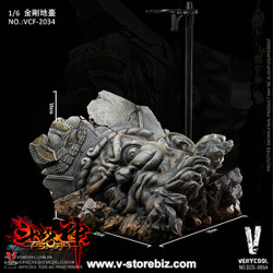 "Very Cool VCF-2034 ""Dou Zhan Shen"" Series - King Kong Platform"