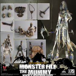 Coomodel x Ouzhixiang MF009 Monster File Series - Mummy (Deluxe)