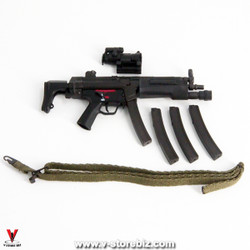 Soldier Story SS100 NYPD ESU MP5 Submachine Gun