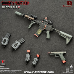 E&S 06017 Doom's Day Kit Weapon B Bananach