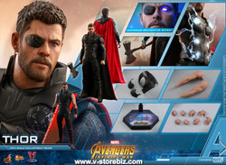 Hot Toys MMS474 Avengers Infinity War THOR