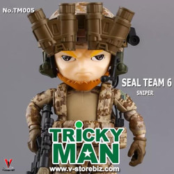 FigureBase Trickyman TM005 SEAL Team 6 Sniper