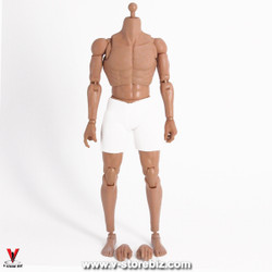 DAM 78050 US Navy Officer 2.0 Action Body & Hands