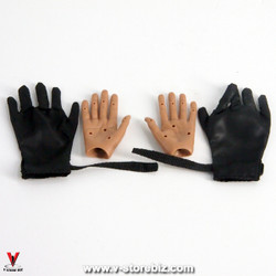 DAM 78050 US Navy Officer Bendy Hands & NBC Gloves