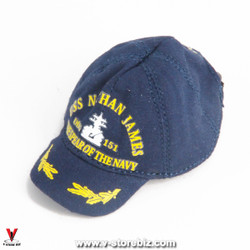 DAM 78050 US Navy Officer Navy Cap