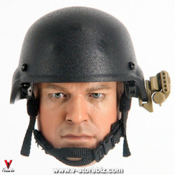 DAM 78050 US Navy Officer MICH2000 Helmet & Helmet Light