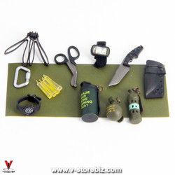 Green Wolf Gear SAS CRW Assaulter Accessories