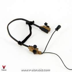 E&S 26021 SMU Tier 1 Security Team Radio & Headset