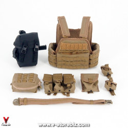 DAM 78051 Naval Warfare Special Forces MOLLE Tactical Plate Carrier