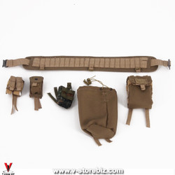 Soldier Story SS104 KSM VBSS MOLLE Belt Rig & Pouches