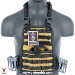 E&S 26025 PMC Urban Sniper ECLiPSE Chest Rig & Mag Holders