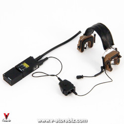 E&S 26025 PMC Urban Sniper Radio & Headset