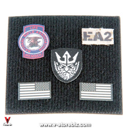 E&S 26021T Tier 1 SMU Part VI Tandem HALO Patches