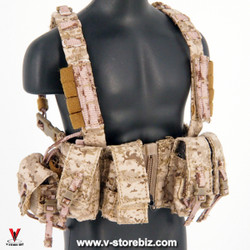 E&S 26021T Tandem HALO AOR1 1961G Chest Rig