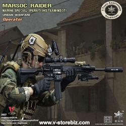E&S 26027 5th Anniversary MARSOC Raider MSOT Urban Warfare