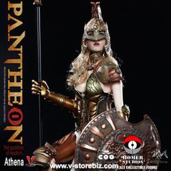 Coomodel x Homer HS001 Pantheon : Athena Goddess of Wisdom
