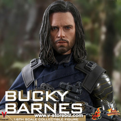 Hot Toys MMS509 Avengers: Infinity War Bucky Barnes