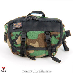 E&S 26010 Agency GRS Invader Courier Bag