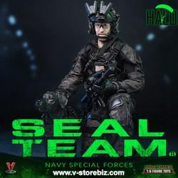 MiniTimes M013 SEAL Team Six HALO
