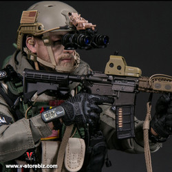 DAMTOYS 78060 Decade Navy SEAL 2003-2013 SHCC 2018 Exclusive