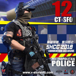 Soldier Story SS112 CT-SFO 2018 SHCC Exclusive