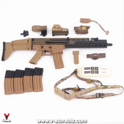 E&S 26026 SMU Ranger RRC MK17 Assault Rifle & Accessories