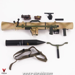 E&S 26026 Ranger RRC (Camo) M3 MAAWS Carl Gustav Recoilless Rifle
