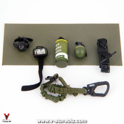 E&S 26026 Ranger RRC (Camo) Accessories