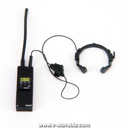Green Wolf Gear DEVTAC Ronin Radio, Headset & Earpiece