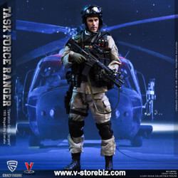 "Crazy Figure LW002 Delta Special Forces Captain ""Operation Gothic Serpent"""