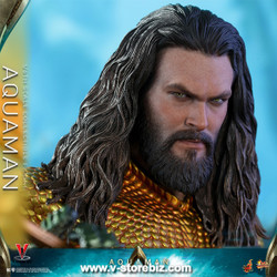 Hot Toys MMS518 Aquaman