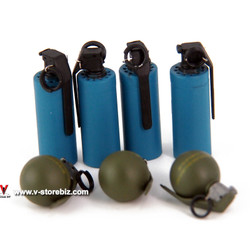 Soldier Story SS105 ISOF Grenades