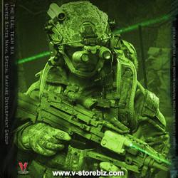 Flagset FS73020 DEVGRU SEAL Team 6 Jungle Dagger