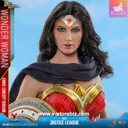 Hot Toys MMS506 Justice League Wonder Woman (Comic Concept Version)