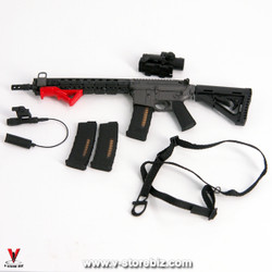 Flagset MC War Angela M4 Assault Rifle