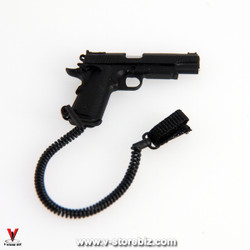 Flagset MC War Angela M1911 Pistol & Holster