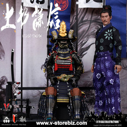 Coomodel SE044 Series Of Empires Uesugi Kenshin The Dragon Of Echigo (Exclusive Version)