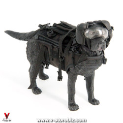 MiniTimes M013 SEAL Team HALO K-9 Dog & Accessories