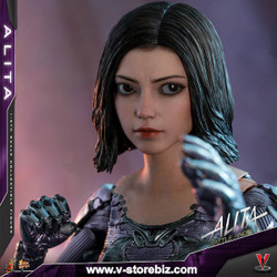 Hot Toys MMS520 Battle Angel Alita