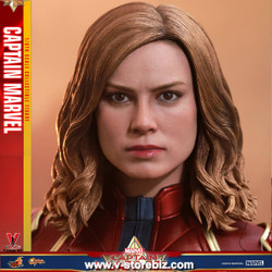 Hot Toys MMS521 Captain Marvel