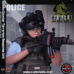 Soldier Story SS115 Hong Kong Police CTRU