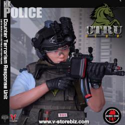 Soldier Story SS115 Hong Kong Police CTRU